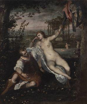 Renaud et Armide après restauration