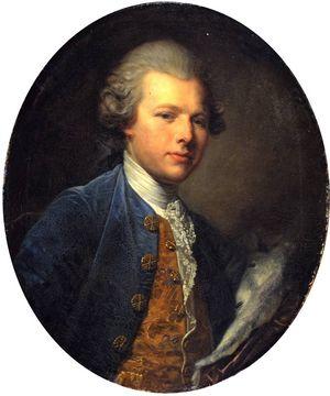 Portrait du duc de Saxe-Cobourg-Gotha