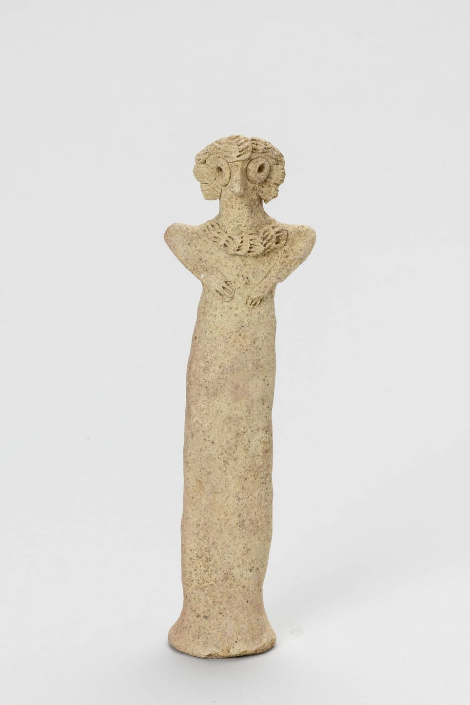 Ensemble de figurines féminines de type de la vallée de l'Euphrate
