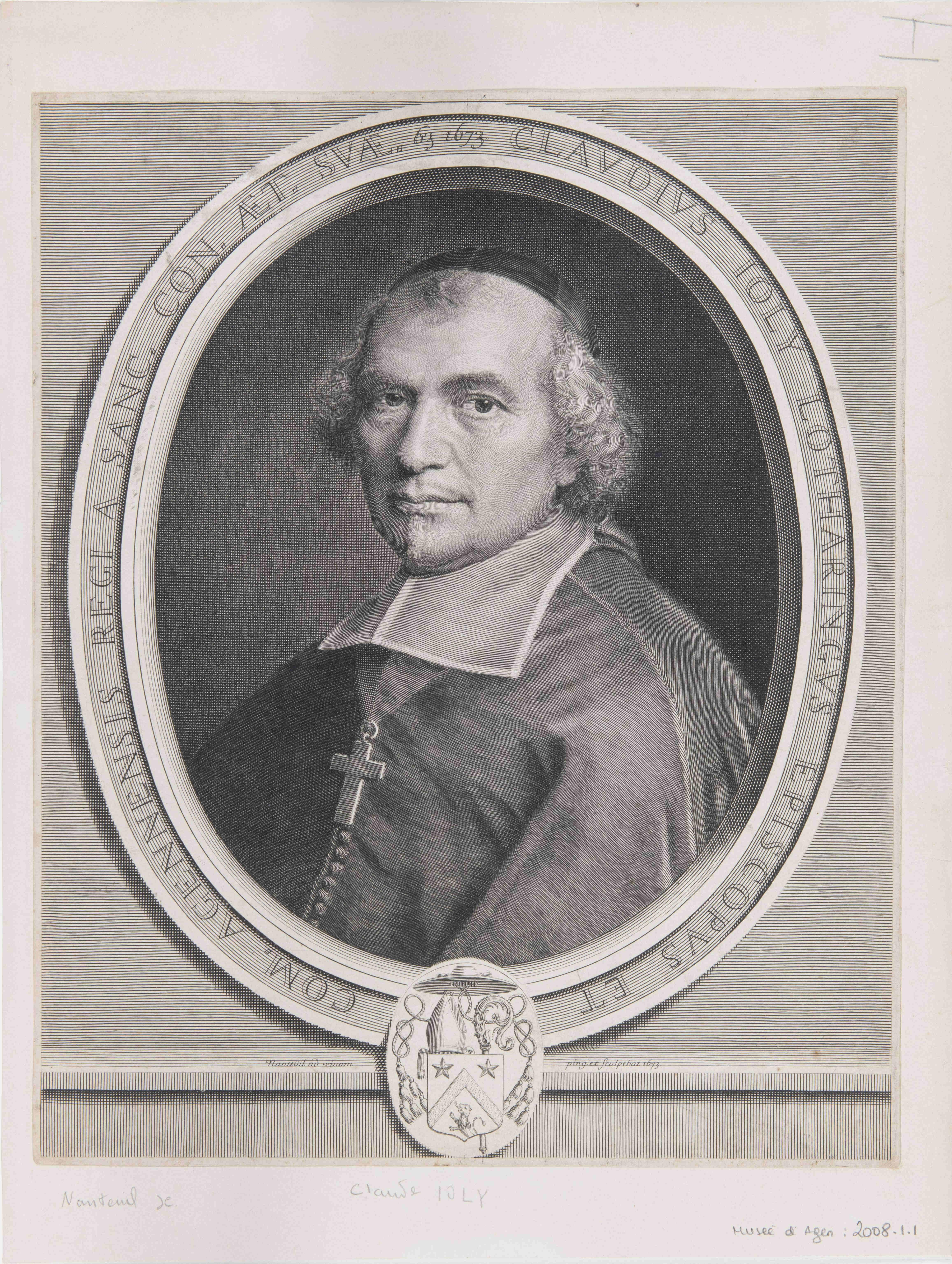 Claude Joly, évêque d'Agen