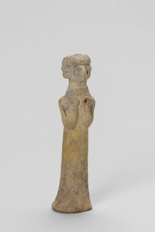 Figurine féminine de type Tell Chuera