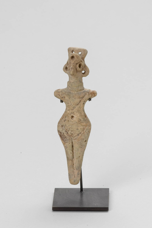 Figurines anthropomorphes de l'âge du bronze