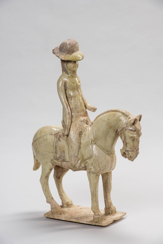 Statuette Mingqi