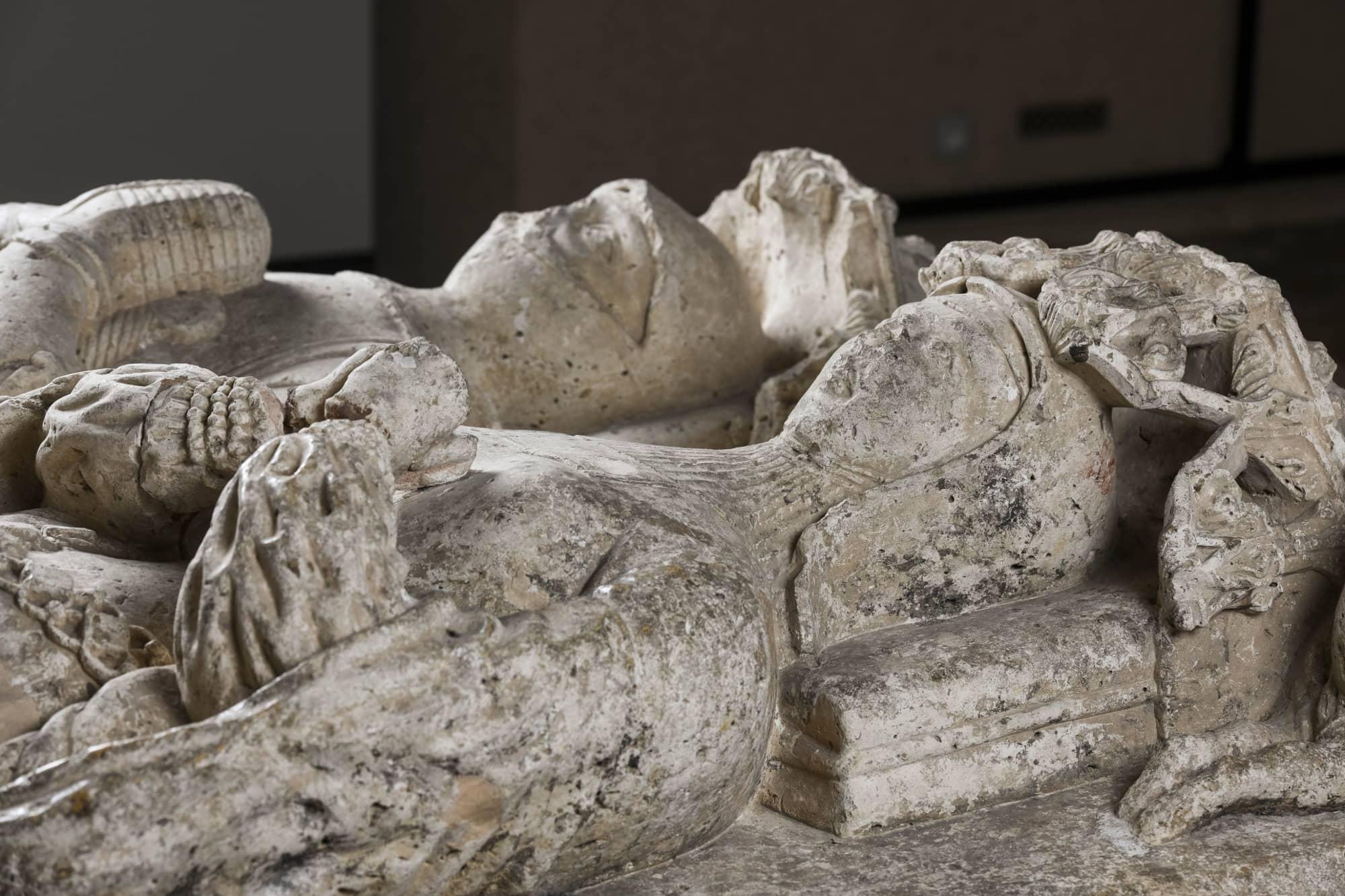 Tombeau d'Etienne de Durfort et de son épouse